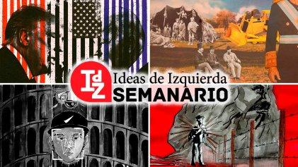 En IdZ: elecciones en EE. UU.; los usurpadores en la literatura nacional; Marx en Guernica, y más
