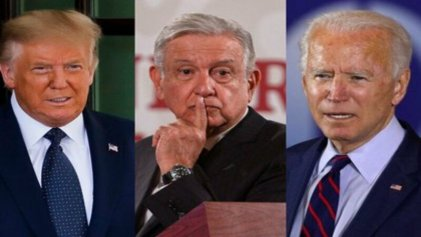 Silencio de AMLO frente al triunfo de Biden: subordinación ante Trump