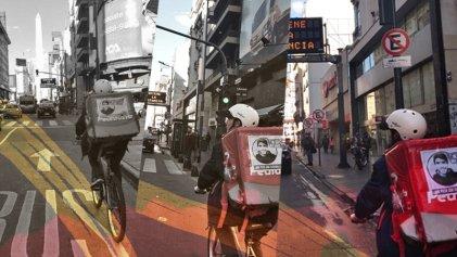 Relatos pedaleando: resistir y dar pelea, por vivienda y contra la precarización