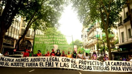 #25N: Manifestaciones en todo el mundo contra la violencia machista y los femicidios