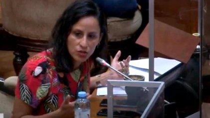 """[Video] Natalia Morales: """"Exigimos justicia por los fallecidos en el incendio en Ingenio La Esperanza"""""""
