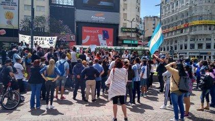Día del trabajador de Maestranza: movilización en reclamo de salario y trabajo digno