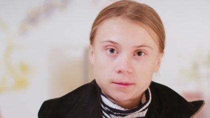 """Greta Thunberg: """"La crisis climática y ecológica no puede resolverse sin cambiar el sistema"""""""