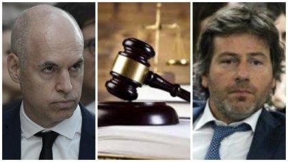 Larreta convierte a Mahiques en su defensor oficial para dilatar amparos judiciales