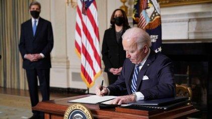 Biden suspende el fracking en territorio federal, pero no lo prohíbe en el 90 % restante