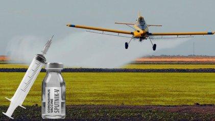 Festival de cínicos: las patronales agrarias que envenenan rechazaron la vacunación vip