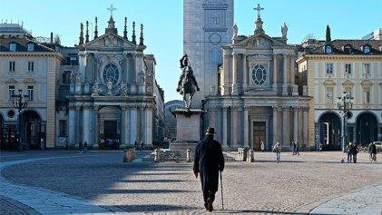 Italia espera un aumento en los casos de covid-19 y un militar gestionará la pandemia