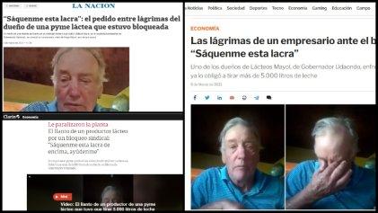 Lácteos Mayol: un caso testigo de periodismo de guerra contra los trabajadores