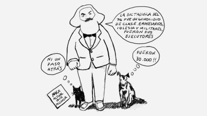 [Historieta] Marx actual que nunca
