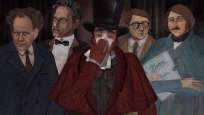 La nariz o la conspiración de los disidentes, mejor largometraje internacional