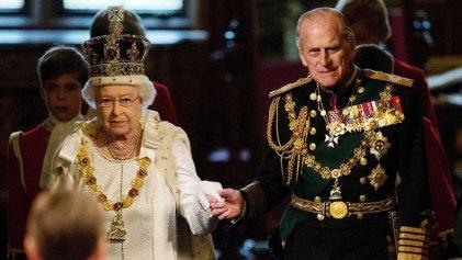 Murió Felipe, esposo de la Reina Isabel de Inglaterra