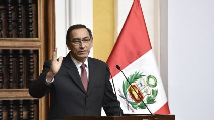 Vizcarra inhabilitado: el expresidente peruano no podrá asumir su cargo en el parlamento
