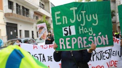 Jujuy: la denuncia por represión a vecinos de Campo Verde llegó a la Comisión Interamericana de Derechos Humanos