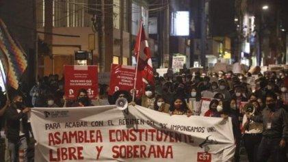 Declaración: cómo terminar con la herencia neoliberal del fujimorismo