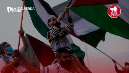 """""""La huelga palestina es parte de un movimiento político que viene superando a las organizaciones tradicionales"""""""