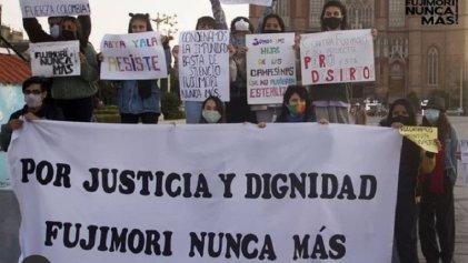 Juventud peruana se organiza contra el fujimorismo