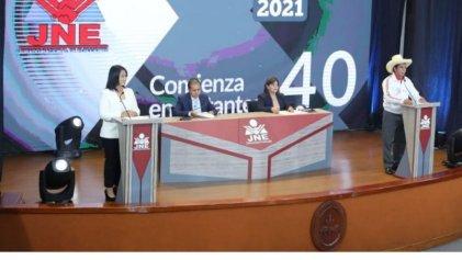 ¿Qué dejó el debate presidencial en Perú a una semana del balotaje?