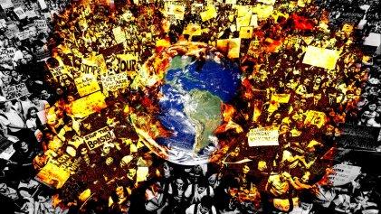 Crisis climática: ¿quiénes pueden salvar el planeta?