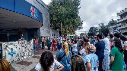 Hospital Larcade: Por nuevas asambleas para reorganizar los reclamos y retomar la lucha