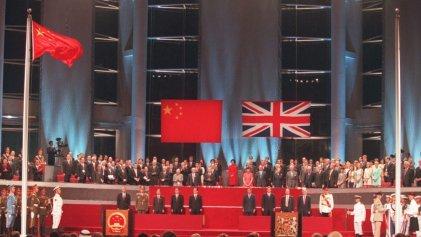 Hong Kong, de colonia británica a ciudad que desafía a China