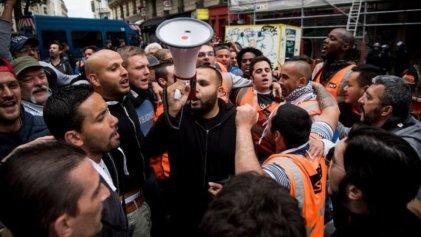 Medios franceses siguen reflejando la precandidatura de Anasse Kazib, ferroviario hijo de inmigrantes