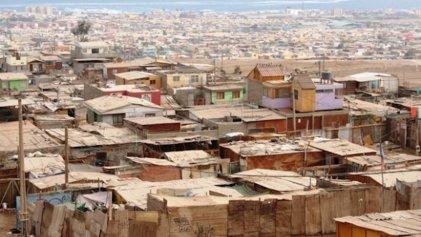 En tres años se duplicó la pobreza en Chile