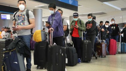 Estados Unidos exigirá vacunación completa a todos los viajeros a partir de noviembre