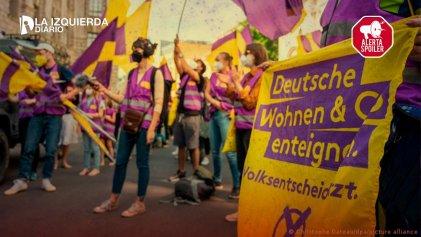 """""""El referéndum en Berlín surgió de una larga militancia del movimiento de inquilinos"""""""