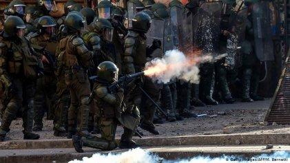 Chile: abogada de derechos humanos murió en medio de brutal represión a marcha mapuche