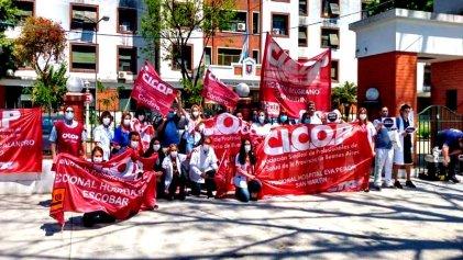 Paro en hospitales en la provincia de Buenos Aires