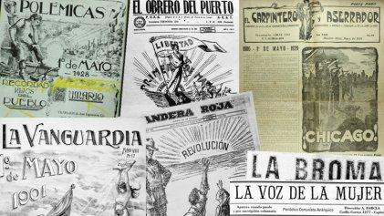 Impresiones obreras (prensa y cultura de clase)