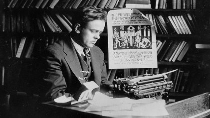 John Reed, periodista revolucionario que nació el 22 de octubre de 1887