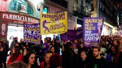 """#25N Miles de mujeres, un solo grito: """"Ni una menos"""""""