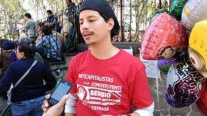 Actual situación política abre grandes posibilidades a la izquierda revolucionaria: Farid Reyes