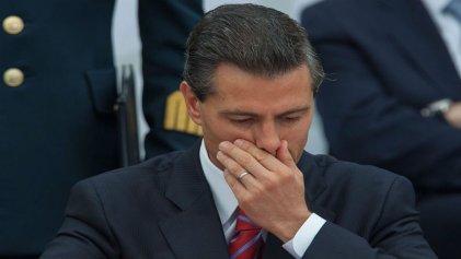 Peña cancela reunión con Trump