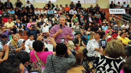 """Del Mazo Maza propone """"salario rosa"""" para darle vuelta al tema de los feminicidios"""
