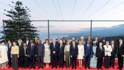 El G7 presiona a Rusia e Irán para lograr un alto al fuego en Siria
