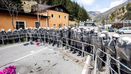 Austria usará al ejército para detener a los refugiados