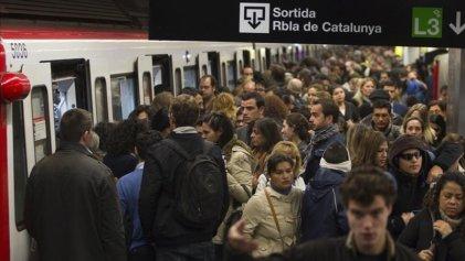 Frente a la décima huelga del Metro, Barcelona en Comú profundiza los ataques contra la plantilla