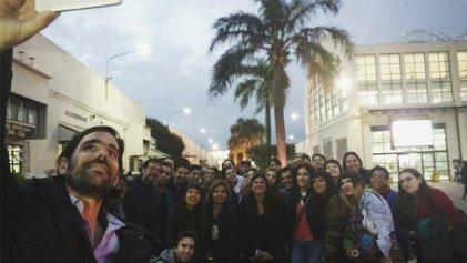 """Del Caño en UNLaM: """"La juventud puede hacer que nuestras ideas lleguen a millones"""""""