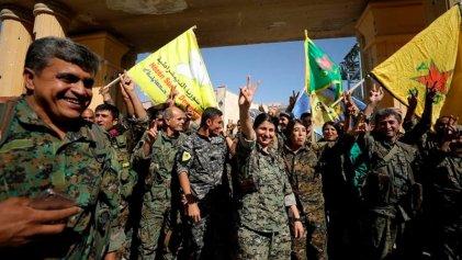 La caída de Raqa: la guerra civil en Siria después del Estado Islámico