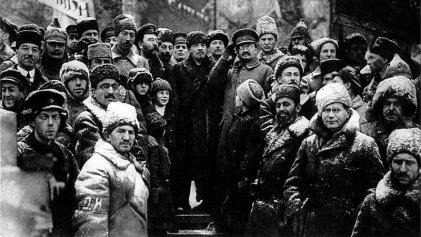 La Revolución rusa y la autodeterminación de las naciones