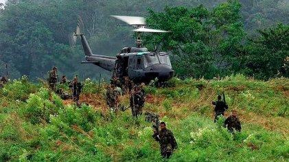 Colombia: Fuerzas Armadas podrán bombardear a grupos disidentes de las FARC