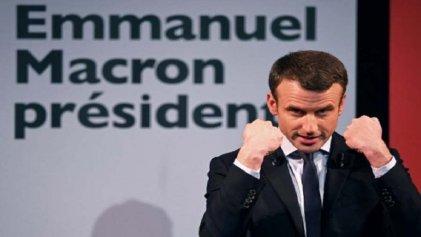 """Tras seis meses en el poder, Macron más que nunca un """"presidente-bonaparte"""" de los ricos"""
