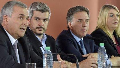 Gerardo Morales avaló el robo de Macri a los jubilados