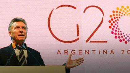 """La Argentina al frente del G20: la falsa ilusión de ser """"líder global"""""""