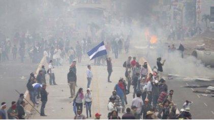 Van siete muertos a manos del ejército en Honduras