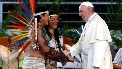Perú: ¿un papa verde?