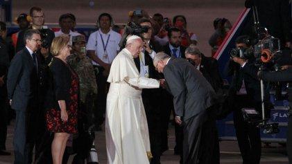 """La visita del Papa en Perú deja un manto de """"paz"""" e impunidad"""