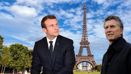 Macri finaliza en París la gira en búsqueda de inversiones y sin acuerdo comercial